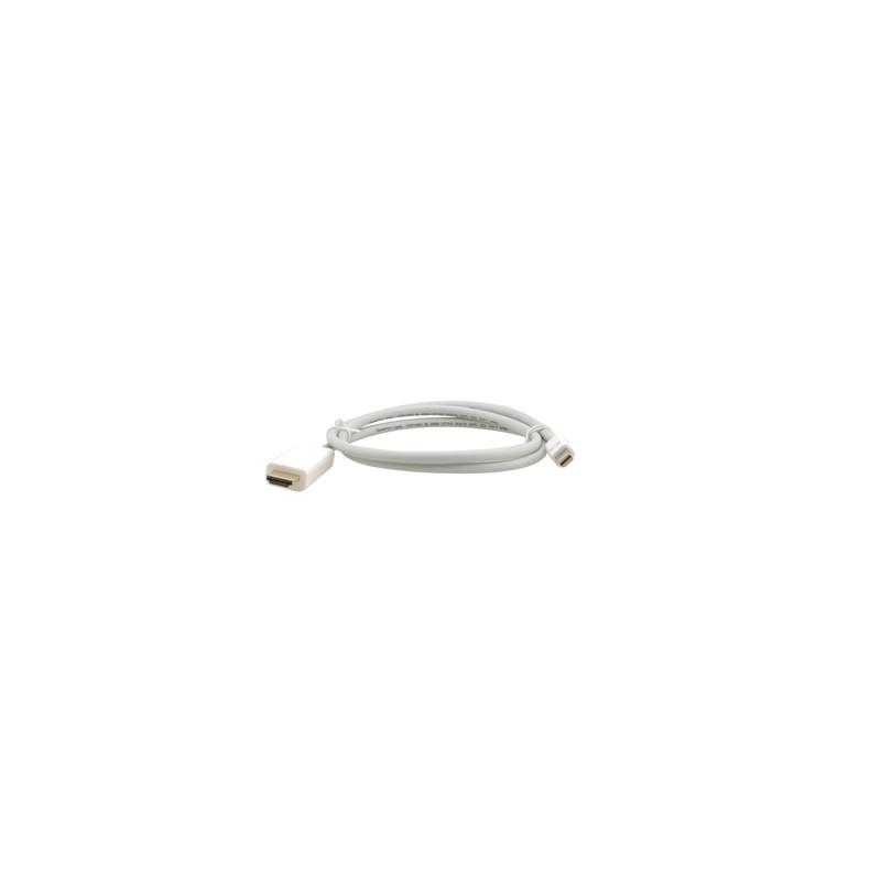 Kramer Cable Mini Displayport (m) A Hdmi (m) (c-mdp/hm-3) - Imagen 1