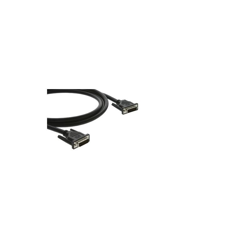 Kramer Cables Dvi-d Doble Conexion (macho - Macho) (c-dm/dm-10) - Imagen 1