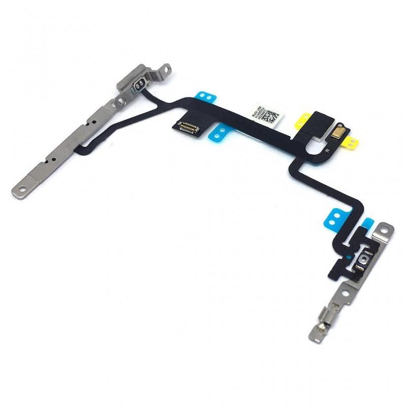 Volumen Alimentación Cable flexible iPhone 8 - Imagen 1