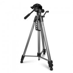 Tripode phoenix para camara de fotos - hasta 168cm - incluye funda de transporte + accesorio para smartphone - Imagen 1