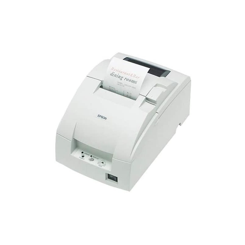 Tm-u220b Impact Printer 9dpi   Perp