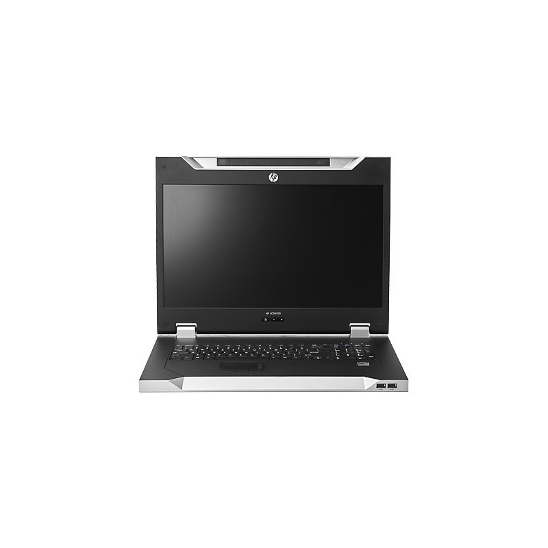 Hp Lcd 8500 1u Console Kit     Cpnt