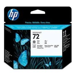 Hp 72 Grey And Photo Black     Supl