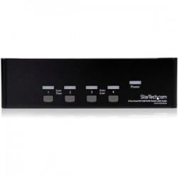 Conmutador Switch Kvm Para 4 Pccpnt