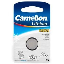 Boton Litio CR2032 3V (1 pcs) Camelion - Imagen 1