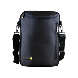 "techair Ultrabook Portrait - Bolsa de transporte de portátil para el hombro - 12"" - 14.1"" - negro"