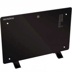 Panel Calefactor Radiante Mondial A13 Glass Heater/ 1300w - Imagen 1