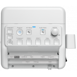 EPSON Caja de control y Conexiones para Proyectores ELPCB03 - Imagen 1