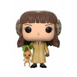 Funko pop harry potter hermione granger en clase de herbologia 29502 - Imagen 1