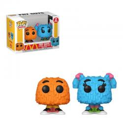 Funko pop iconos mcdonald´s pack fry guy naranja & azul 47761 - Imagen 1