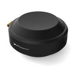 Altavoz portatil tws phoenix - 5w - bluetooth 5.0 - ipx5 - aux in - impermeable - Imagen 1